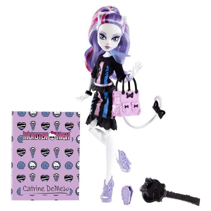 Monster High Scare-mester Catrine poupée
