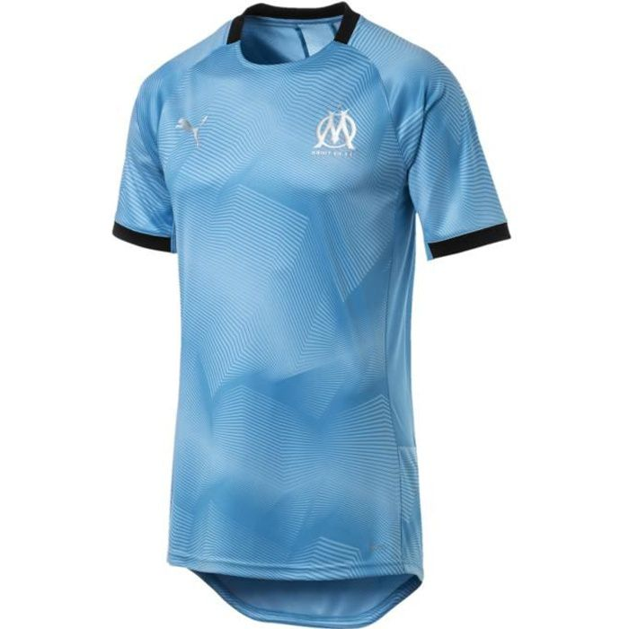 Maillot Puma Om Graphic Jersey 2018-19