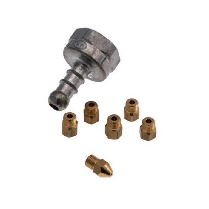 Kit d'injecteurs butane / propane pour Fours - Cuisinieres BRANDT, DE