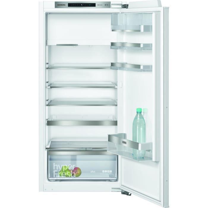 siemens - réfrigérateur 1 porte intégrable à pantographe 195l a++ - ki42ladf0