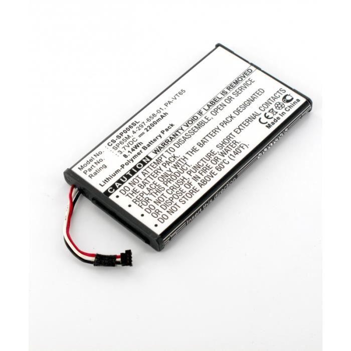 Batterie 3.7V Li-Po Pour Sony playstation PS VITA, PA-VT65