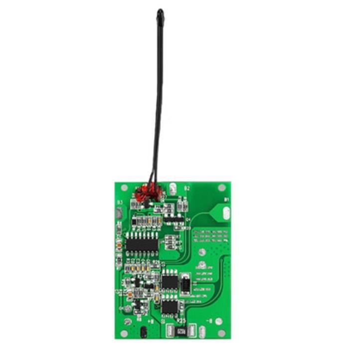 PCB -Kit de coque en plastique pour aspirateur robot iRobot Roomba,batterie au Lithium,PCB,14.4V,séries 500 600 700 800,pièces