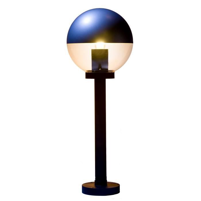 lampe de jardin versailles kit potelet 60 cm et achat. Black Bedroom Furniture Sets. Home Design Ideas