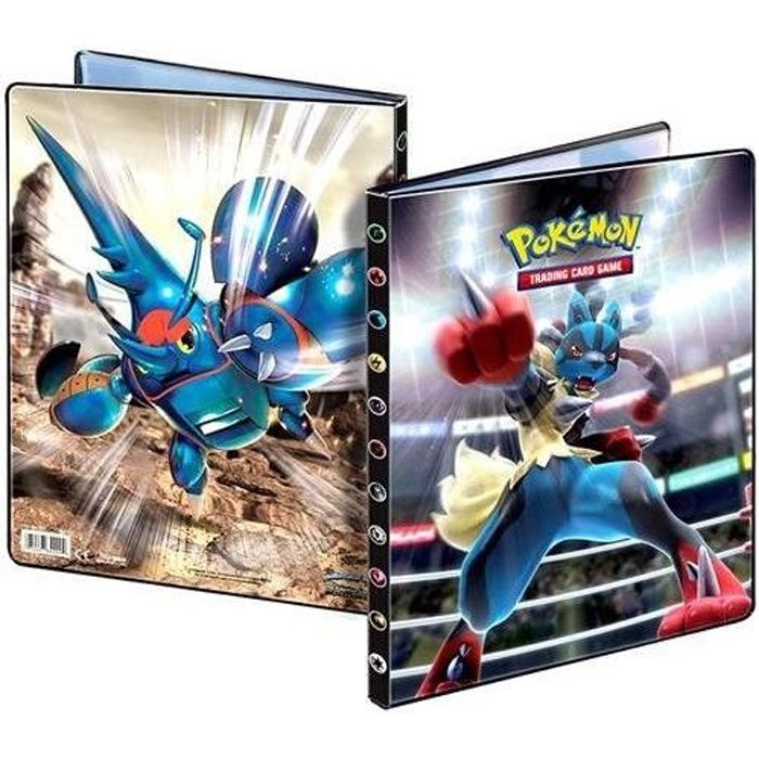 CARTE A COLLECTIONNER POKEMON XY 03 Cahier Range-Cartes A4 -180 Cartes