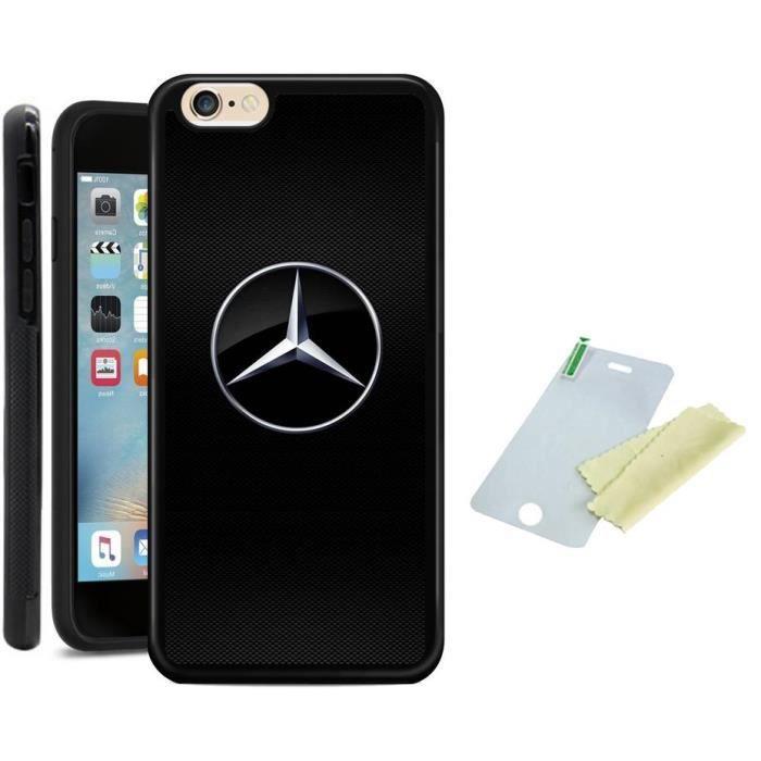 coque silicone bumper souple iphone 6 plus 6s plu