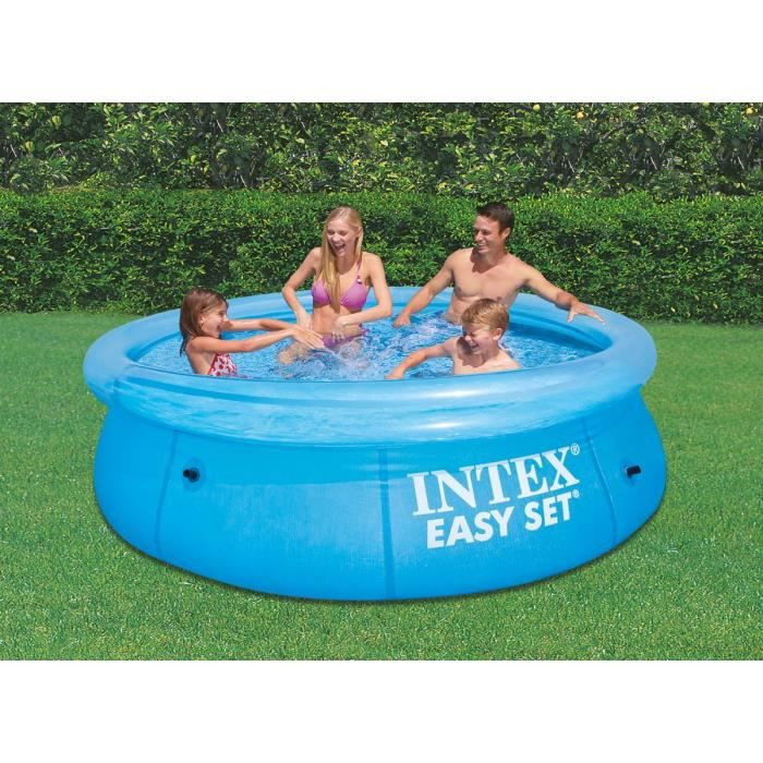 Piscine autoport e intex 3 05 - Piscine autoportee 3 66 ...