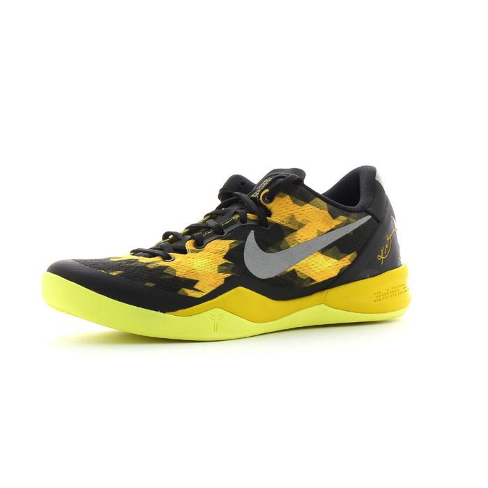 chaussures basket nike kobe 8 system homme royal