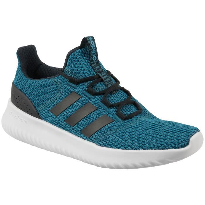 huge discount 8d6e5 3ff34 BASKET Adidas Cloudfoam Ultimate BC0122 Homme Baskets Bl