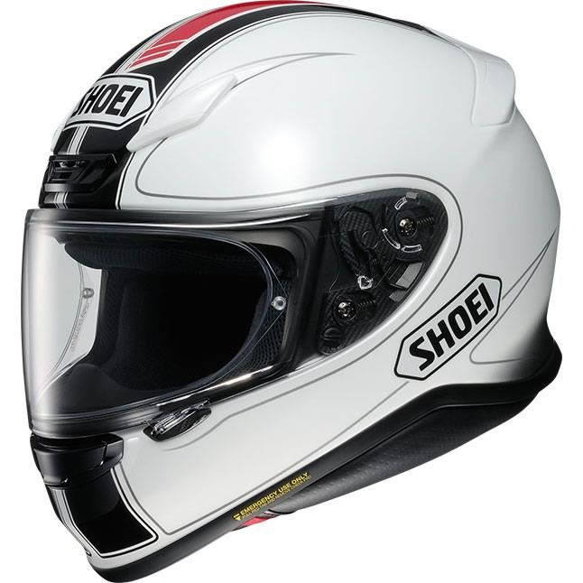 CASQUE MOTO SCOOTER Shoei NXR Flagger Casque de moto