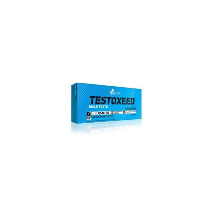 STIMULANT HORMONAUX Testoxeed Male Testo