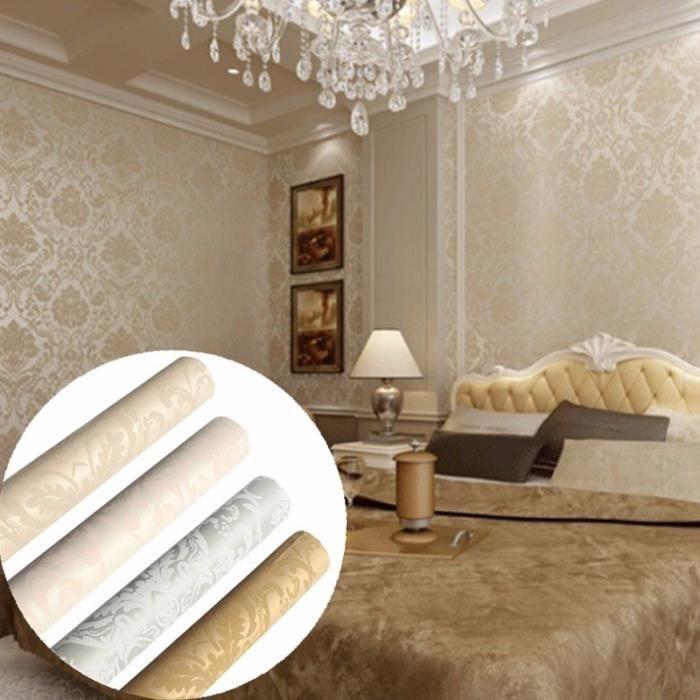 Nappes Papier peint papier peint poster 15f0286460 3d Effet Lys et blanc élégance W