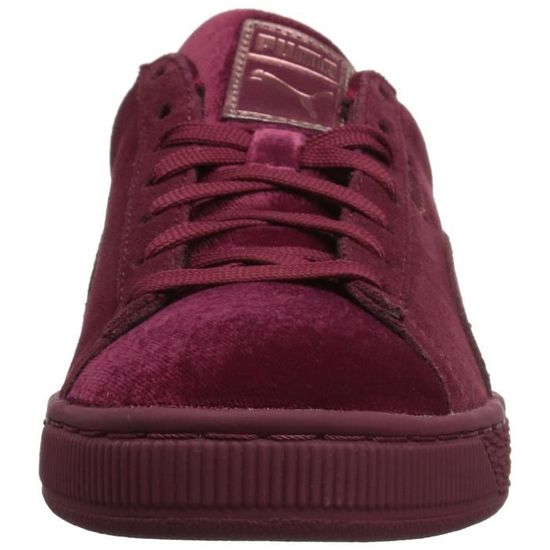 quality design a8db0 78c1a Puma Suede Classic Velvet Wn Sneaker WV9CH Taille-40