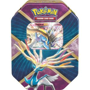 CARTE A COLLECTIONNER POKEMON Pokébox Xerneas