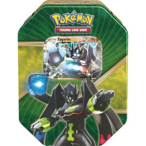 CARTE A COLLECTIONNER POKEMON Pokébox Zygarde