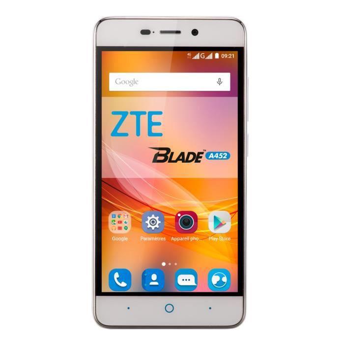ZTE Blade A452 Blanc