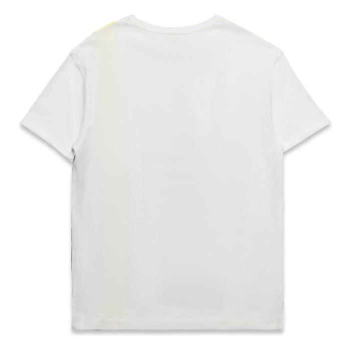 ESPRIT T-shirt RN1021602-010 Blanc Enfant Garçon