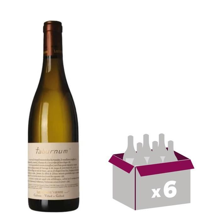 Collines Rhodaniennes Taburnum 2012 - Vin blanc x6