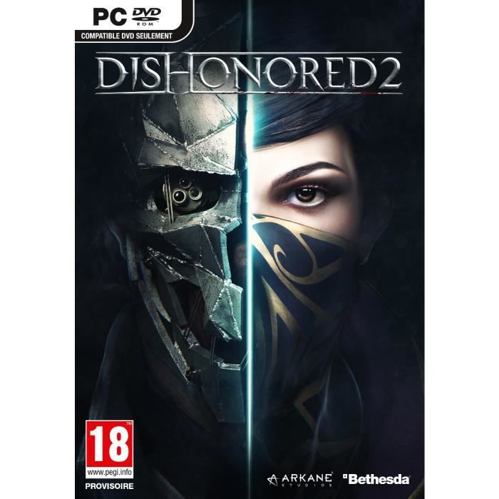 Dishonored 2 Jeu PC
