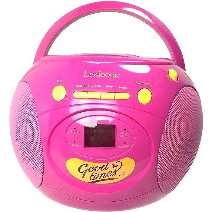 SOY LUNA Lecteur radio CD enfant LEXIBOOK