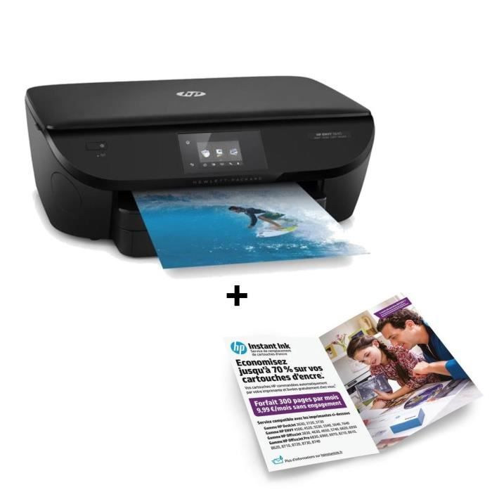 imprimante hp envy 5642 compatible instant ink hp forfait instant ink 300 pages prix pas. Black Bedroom Furniture Sets. Home Design Ideas