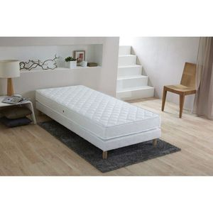ensemble sommier matelas 90x190 my blog. Black Bedroom Furniture Sets. Home Design Ideas