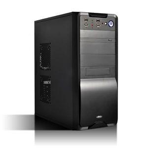 BOITIER PC  Advance Black Burst 8202B3