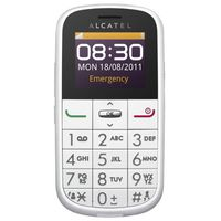 T�l�phone GSM ALCATEL ONE TOUCH 282 BLANC