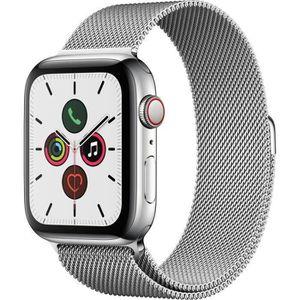 MONTRE CONNECTÉE Apple Watch Series 5 Cellular 44 mm Boîtier en Aci