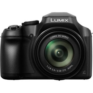 APPAREIL PHOTO BRIDGE PANASONIC DMC-FZ82 Noir - Appareil Photo Bridge -