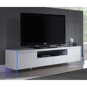 meuble tv 180cm achat vente meuble tv 180cm pas cher. Black Bedroom Furniture Sets. Home Design Ideas