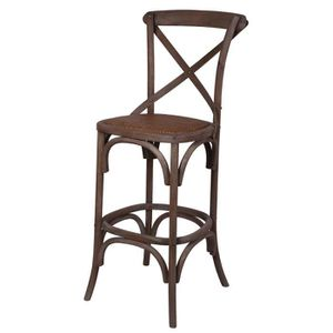 tabouret de bar en rotin achat vente tabouret de bar en rotin pas cher cdiscount. Black Bedroom Furniture Sets. Home Design Ideas