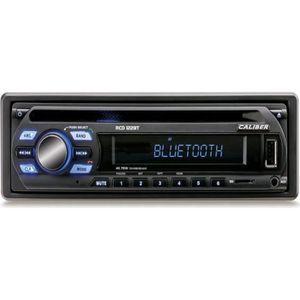 RADIO CALIBRE RCD122BT radio CD / USB / SD et Bluetooth