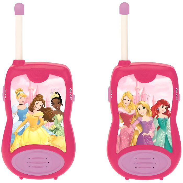 talkie walkie princesse achat vente jeux et jouets pas. Black Bedroom Furniture Sets. Home Design Ideas