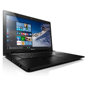 "ORDINATEUR PORTABLE LENOVO PC Portable - Ideapad G70-80 - 17,3"" HD - 4"