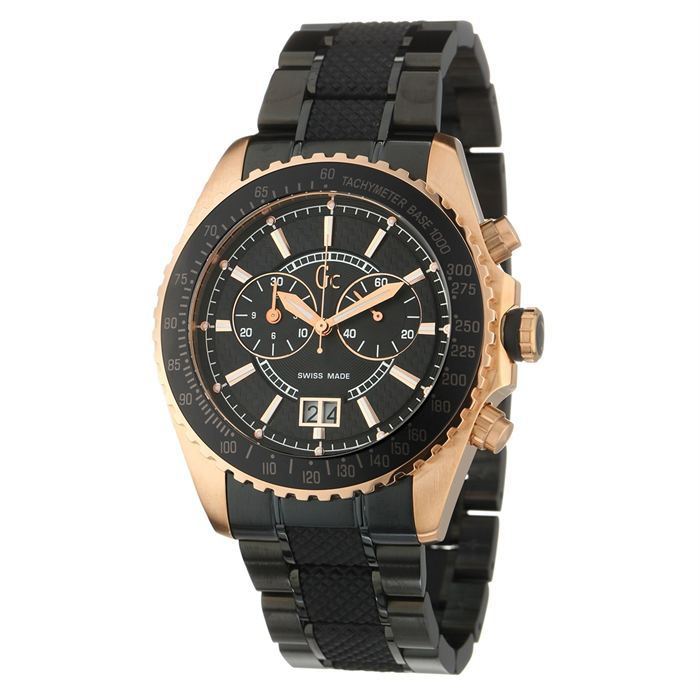 guess collection montre chronographe homme achat vente. Black Bedroom Furniture Sets. Home Design Ideas