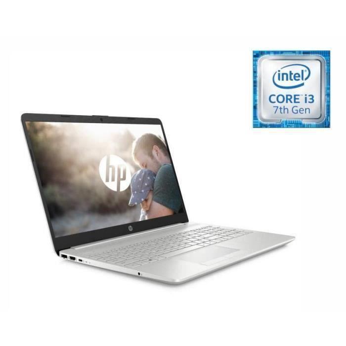 """ORDINATEUR PORTABLE HP PC Portable 15-dw0080nf - 15.6""""HD - Processeur"""