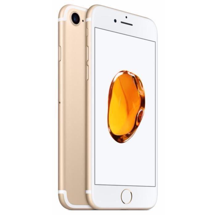 SMARTPHONE APPLE iPhone 7 Or 32 Go