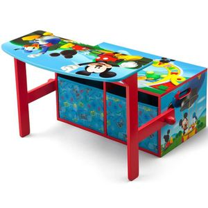 bureau enfant minnie achat vente jeux et jouets pas chers. Black Bedroom Furniture Sets. Home Design Ideas
