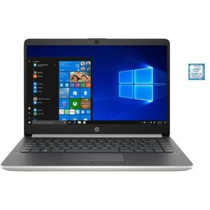 "Top achat PC Portable HP PC Portable - 14""HD - Intel® Core™ i3-8130U - RAM 4Go - Stockage 128Go - Windows 10 pas cher"