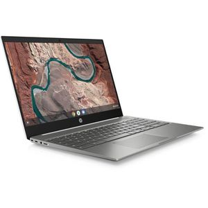 """Vente PC Portable HP Chromebook 15-de0002nf - 15""""FHD - Pentium 4417U - RAM 4Go - Stockage 64Go - Chrome pas cher"""
