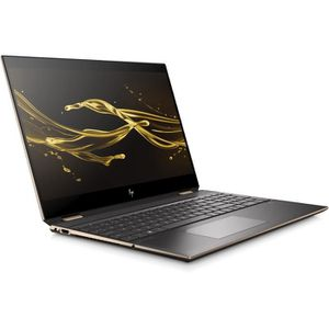 ORDINATEUR 2 EN 1 HP PC Ultrabook Spectre x360 15-df0002nf - 15,6
