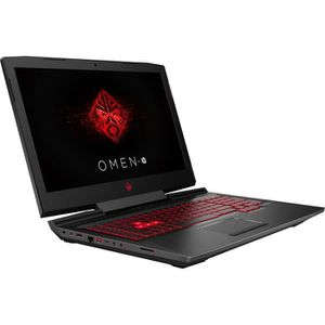 ORDINATEUR PORTABLE HP PC Portable Gamer Omen 17-an112nf - 17,3
