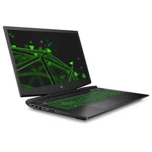 "Top achat PC Portable HP PC Portable Pavilion Gaming 17-cd0002nf - 17.3"" FHD IPS - Core i5-9300H - RAM 8Go - HDD 1To + SSD 128Go - GTX 1050 3Go - FreeDOS pas cher"