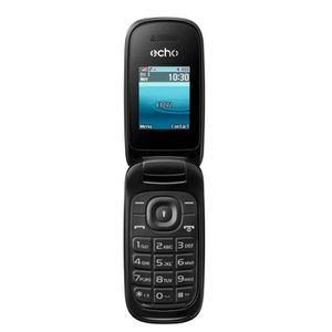 Téléphone portable Echo Clap 2 Noir - Mobile