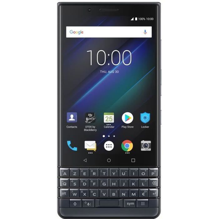 SMARTPHONE BLACKBERRY KEY2 LITE 32 Go Noir