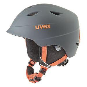 CASQUE SKI - SNOWBOARD UVEX Casque de Ski Airwing 2 Pro - Junior - Orange
