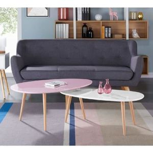 Table basse achat vente table basse pas cher for Table basse laquee beige