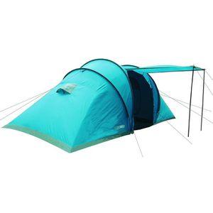 TENTE DE CAMPING HIGHLANDER Tente Cypress 4 Bleu canard