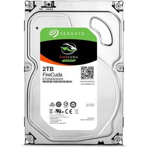 DISQUE DUR INTERNE Seagate HDD FireCuda 2To 3,5