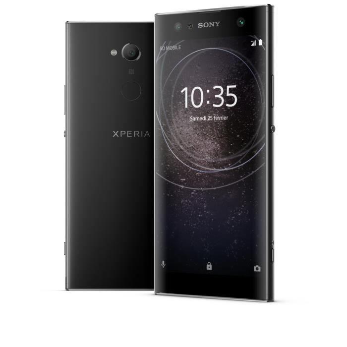 SMARTPHONE Sony Xperia XA2 ULTRA 32 Go Noir